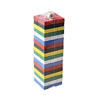 Bausteine Stapelspiele Spielzeuge Quadratisch Kinder 1 Stücke