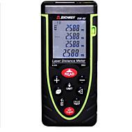 Sndway sw-m40 handheld digital 40m 635nm laser distance messer mit abstand&Winkelmessung (1.5v aaa Batterien)