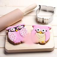 coacere Mold Animal pentru Candy pentru ciocolată pentru pâine pentru Cookie Oțel Inoxidabil