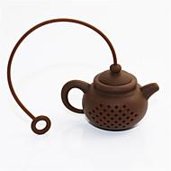10 ml Silikon Sítko na čaj , Zelený čaj Výrobce Pro vícero použití