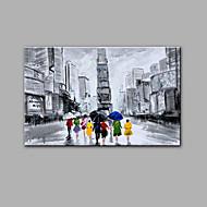 billige -Hånd-malede Landskab Horisontal,Moderne Et Panel Kanvas Hang-Painted Oliemaleri For Hjem Dekoration