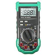 Mastech ms8261 digital multimeter 3 1/2 ac dc v / acapacitance tester meter motstand transistor
