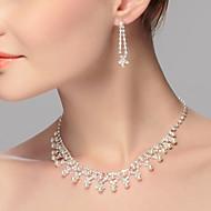 Dame Perle Kort halskæde - Euro-Amerikansk Imiteret Perle Halskæder Til Bryllup Fest Speciel Lejlighed Fødselsdag Forlovelse Gave