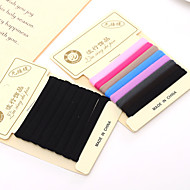 Card Towel Hair Bands South Korea Fashion New Hair Band 16 root / 2 CARDS
