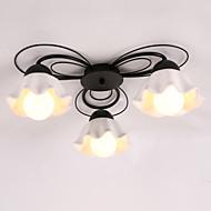 billige Taklamper-3-Light Takplafond Omgivelseslys - Mini Stil, 110-120V / 220-240V Pære ikke Inkludert / 5-10㎡ / E26 / E27