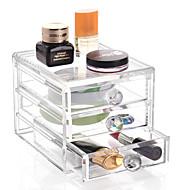 Oppbevaringskasser Beholdere Skuffer Kommodeoppbevaring Garderobeorganisering Smykkeoppbevaring Smykkeskrin Makeup Oppbevaring