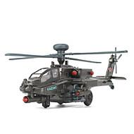 ieftine Toy Helicopters-KDW Vehicul cu Tragere Avion Jucarii Aeronavă Plastic Bucăți Unisex Cadou