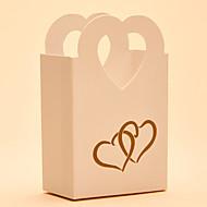 Krug Kvadrat Srce Kartica papira Naklonost Holder s Printing Milost Kutije Poklon kutije Candy Posude i boce
