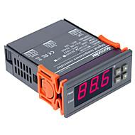 docooler 10a ac110vセンサー付きデジタル温度コントローラ熱電対