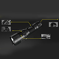 cheap Flashlights & Camping Lanterns-Nitecore MH20 LED Flashlights / Torch LED 1000lm 8 Mode Impact Resistant / Nonslip grip / Rechargeable Camping / Hiking / Caving /