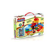 Bälle Marmorschienen-Sets Spielzeuge Fische 3D Kunststoff Gute Qualität Stücke Kindertag Weihnachten Geschenk