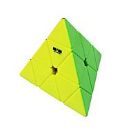 Rubikova kostka QIYI QIMING 174 Hladký Speed Cube Pyraminx Samolepka nastavitelné pružiny Magické kostky Üçgen Narozeniny Vánoce Den