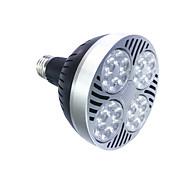 お買い得  LED電球-25W 2000 lm E27 LEDパーライト PAR30 LEDの ハイパワーLED 温白色 ホワイト AC 220-240V