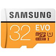 お買い得  メモリカード-SAMSUNG 32GB マイクロSDカードTFカード メモリカード UHS-I U1 クラス10 EVO