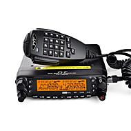 ハンドヘルド 車載 FMラジオ デュアルバンド LCDディスプレイ CTCSS/CDCSS トーン信号/DTMF >10KM >10KM 1枚 80 TH-7800 トランシーバー 双方向ラジオ
