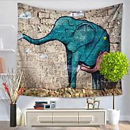 preiswerte -Wand-Dekor 100% Polyester Abstrakt Mit Mustern Wandkunst,Wandteppiche von 1