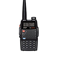 Tyt th-uvf9 håndholdt toveis radio dobbeltbånds tyt transceiver 5w walkie talkie