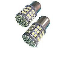 1156 Auto Žárovky 10W SMD 1012 800lm LED Zadní světlo