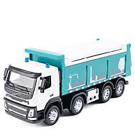 Kamion Igračke kamioni i građevinska vozila Igračke auti Glazba i svjetlo Metal Uniseks Dječji Igračke za kućne ljubimce Poklon