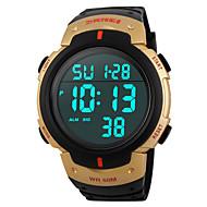 billige Smartklokker-Smartklokke YYSKMEI11068 Vannavvisende / Lang Standby / Multifunktion Stopur / Vekkerklokke / Kronograf / Kalender / Sport