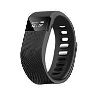 tanie Inteligentne zegarki-Inteligentna bransoletka Spalone kalorie Krokomierze Sportowy Informacje Rejestrator snu Budzik Bluetooth 4.0 Nie Slot karty SIM