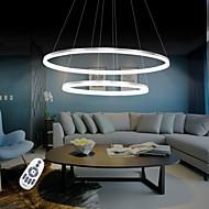 billige Takbelysning og vifter-Anheng Lys Omgivelseslys - LED, Moderne / Nutidig, 110-120V 220-240V, Varm Hvit Hvit Dimbar med fjernkontroll, Pære Inkludert