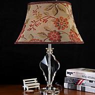 30 Moderne / Nutidig Bordlampe , Trekk til Krystall , med Annet Bruk På/Av Bytte om