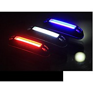 cheap -Bike Lights Rear Bike Light LED LED Cycling Outdoor Water Resistant Color-Changing LED Light Lithium Battery USB 100 Lumens USB Natural