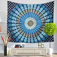 Veggdekor 100% Polyester Moderne Veggkunst,Veggtepper av 1