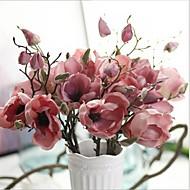 5 Gren Silke Andre Kunstige blomster
