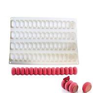 billige Bakeredskap-Bakeware verktøy Silikon Kake / Sjokolade / For Iskrem Bakeform 1pc