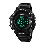 billige Sportsur-Herre Digital Digital Watch Unik Creative Watch Armbåndsur Smartur Sportsur Kinesisk Kalender Kronograf Pulsmåler Vandafvisende