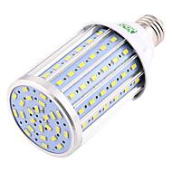 billige Kornpærer med LED-YWXLIGHT® 1pc 35W 3400-3500 lm E26/E27 LED-kornpærer T 108 leds SMD 5730 Dekorativ LED Lys Kjølig hvit AC 85-265V