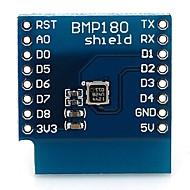 Módulo de sensor de pressão barométrica digital bmp180 para d1 mini
