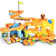 Bildungsspielsachen Marmorschienen-Sets Spielzeuge 3D Jungen 1 Stücke