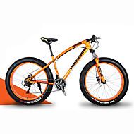 Bicicletă montană Bicicletă de Zăpadă Ciclism 21 Speed 26 inch/700CC 40 mm SHIMANO 30 Frâne Disc Ulei Furcă Springer Cadru Hard Trail