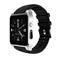 tanie Inteligentne zegarki-Inteligentny zegarek X86 na Android Odbieranie bez użycia rąk / Ekran dotykowy / Wodoszczelny / Wideo / Kamera / aparat Krokomierz / Rejestrator snu / Budzik / Kalendarz / 512 MB / Krokomierze