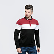 Polo Muškarci Color block Kragna košulje