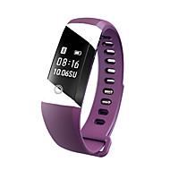 billige Smartklokker-Smart armbånd YYA10 for iOS / Android / iPhone GPS / Pekeskjerm / Pulsmåler Aktivitetsmonitor / Søvnmonitor / Stoppeklokke / Stopur