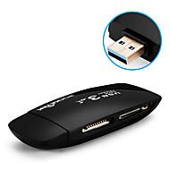 tanie Karty pamięci-CompactFlash SD/SDHC/SDXC MicroSD/MicroSDHC/MicroSDXC/TF USB 3.0 USB Czytnik kart