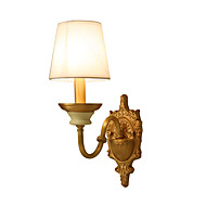 baratos Arandelas de Parede-Tifani Simples Regional Tradicional / Clássico Luminárias de parede Para Metal Luz de parede 110-120V 220-240V