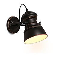 povoljno -Rustic/Lodge Starinski Jednostavan Vintage Retro Zidne svjetiljke Za Metal zidna svjetiljka 110-120V 220-240V 60W