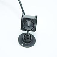 960p mini ahd kamera hd 1,3 mp pinhole kamera støtte osd størrelse 16x16mm dc5-12v
