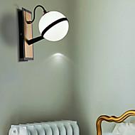 billige Vegglamper-Moderne / Nutidig Vegglamper Til Metall Vegglampe 110-120V 220-240V 3W