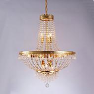 Недорогие -Традиционный/классический Люстры и лампы Назначение Гостиная Столовая Коридор Лампочки не включены