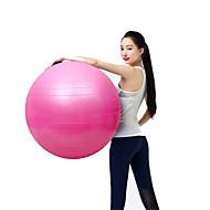 """Χαμηλού Κόστους Στηρίγματα Γιόγκα & Πιλάτες-25 1/2"""" (65 εκ) Μπάλα γυμναστικής Επαγγελματικό, Αντιεκρηκτική PVC Υποστήριξη 500 kg Με Εκπαίδευση εξισορρόπησης Για την Γιόγκα / Πιλάτες / Fitness"""