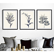 Living Nordic Minimalist Home Wall Decoration Painting Hanging Modern Framed Art Set Of 3