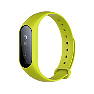 billige Smartklokker-Smart armbånd HHY2 for iOS / Android Pekeskjerm / Pulsmåler / Vannavvisende Søvnmonitor / Vekkerklokke / Samtalepåminnelse / 64MB