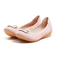 cheap Women's Flats-Women's Flats Comfort Ballerina Novelty Moccasin Gladiator Flower Girl Shoes Light Soles Formal Shoes Spring Summer Customized Materials