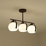 billige Taklamper-60w anheng lys tradisjonell / klassisk maleri funksjon for mini stil tre / bambooliving rom / soverom / spisestue / studie